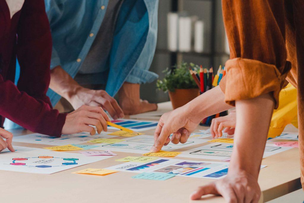 Estrategiqa visión y trabajo en equipo